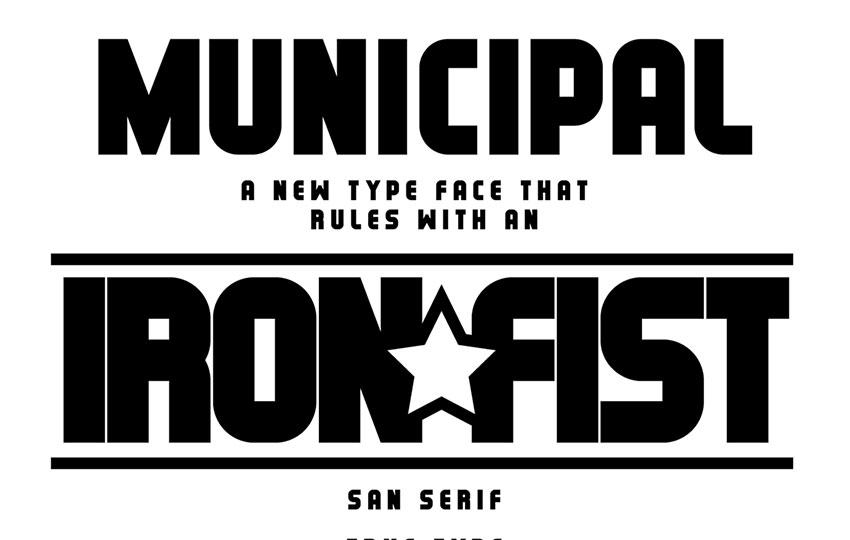 municipal_free_type_face