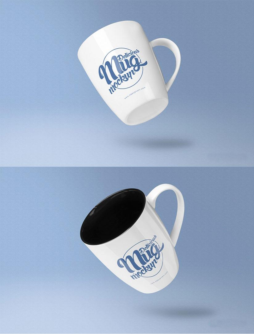 two_perspective_coffee_mug_mockup