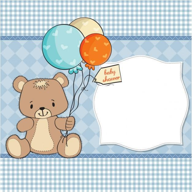 cute_bear_holding_balloons_for_baby_shower