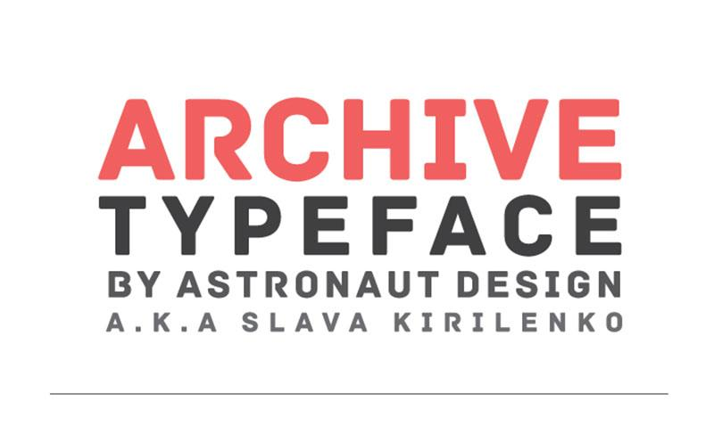 archive_free_font