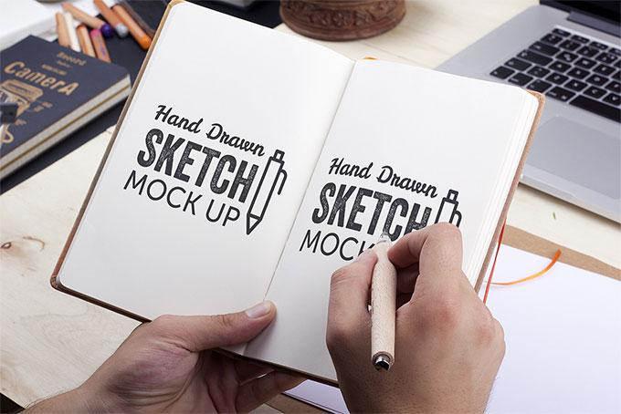 hand_sketchbook_mockup