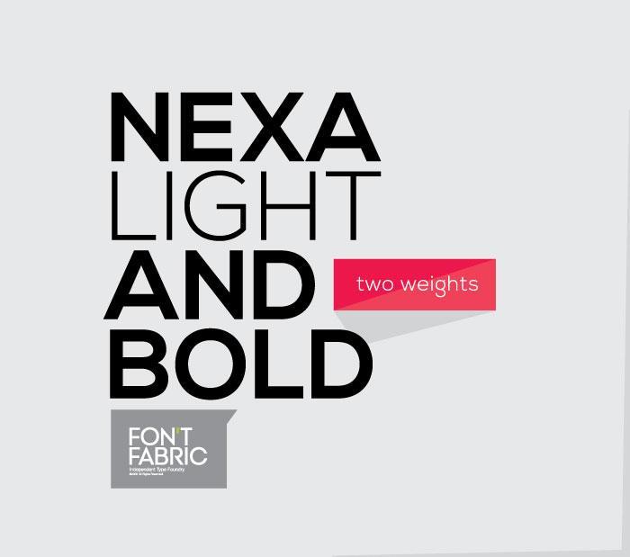 nexa_free_font