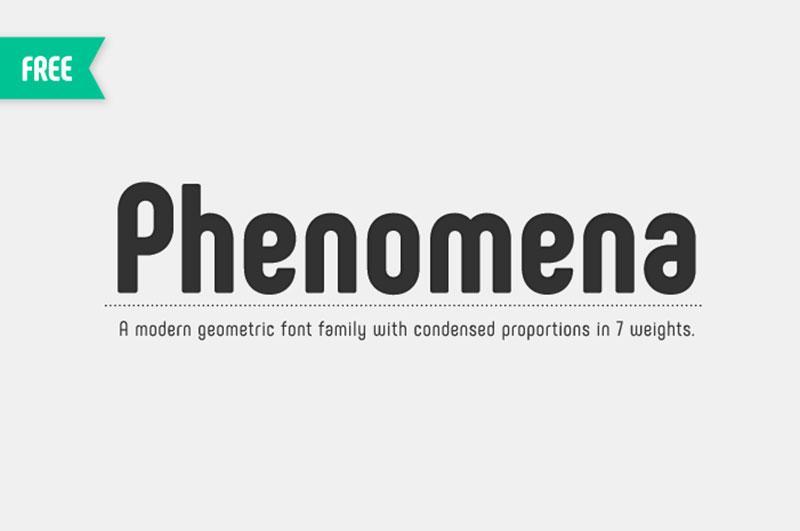 phenomena_font