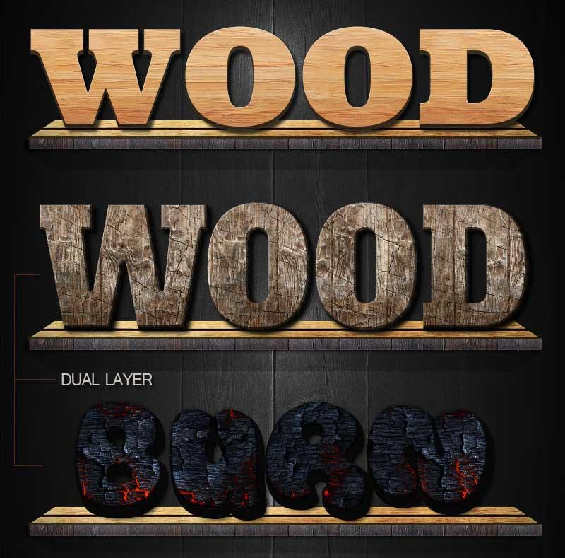 wood_text_styles