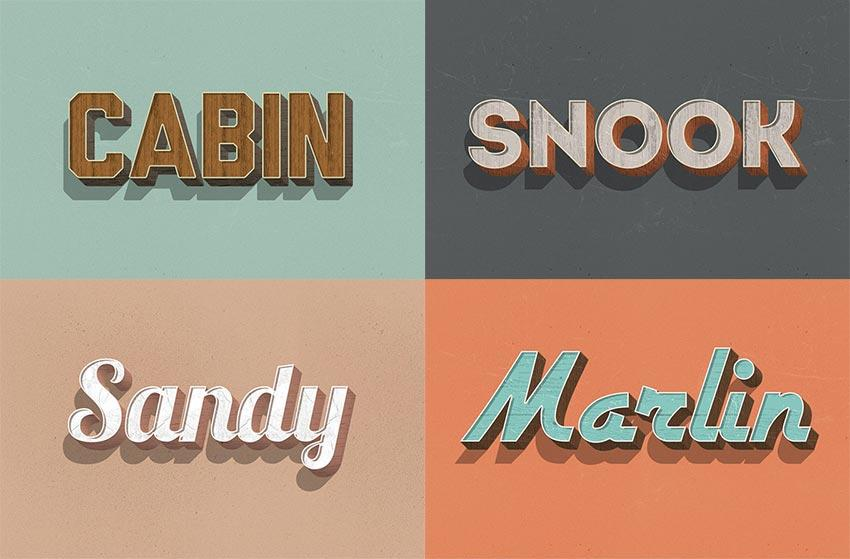 retro_wood_text_styles