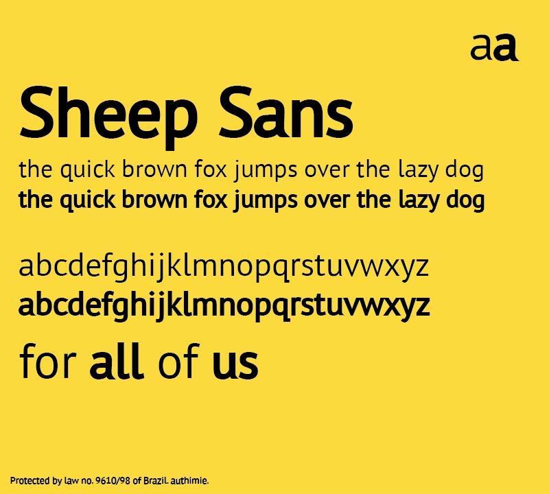 sheep_sans_font