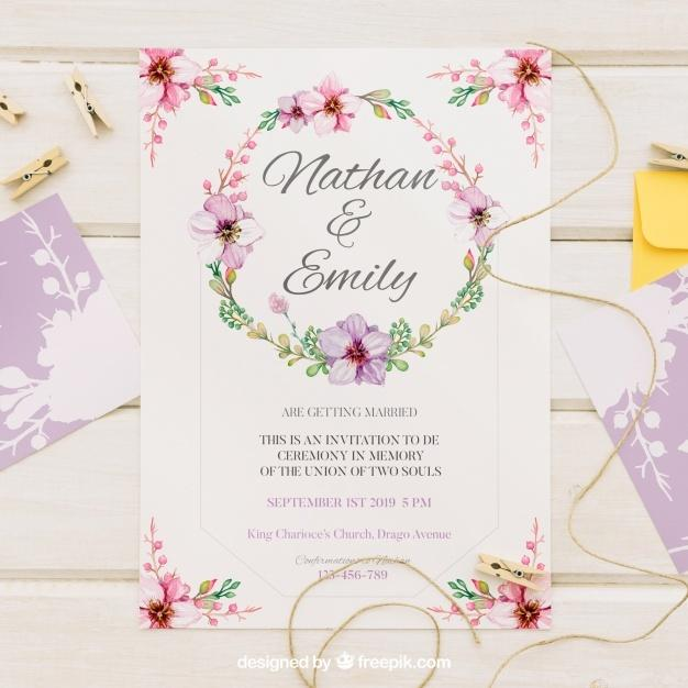 wedding_invitation_with_floral_watercolor_wreath