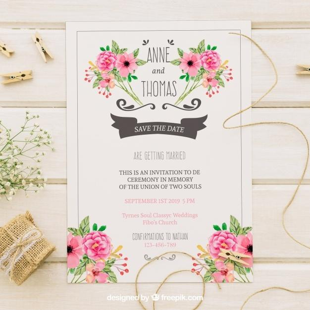 wedding_invitation_with_watercolor_flowers