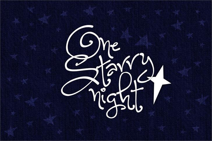 one_starry_night