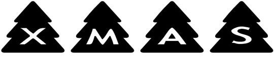 alphashapes_xmas_trees