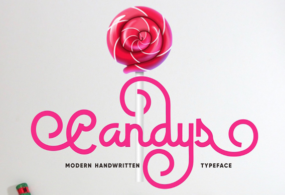 candys_typeface