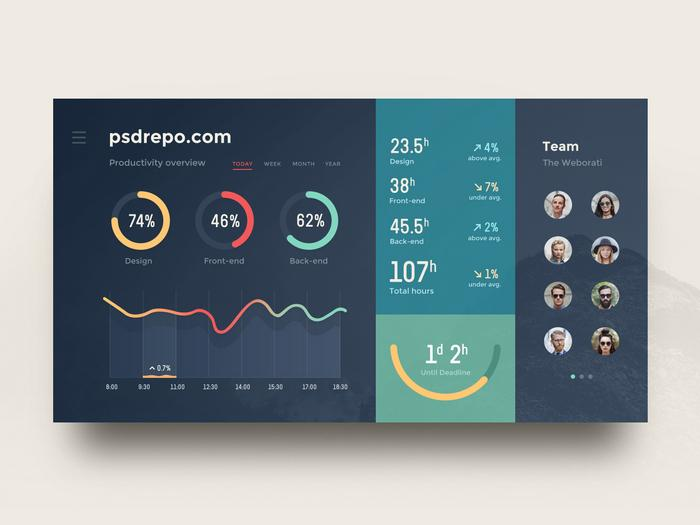 admin_panel_ui_psd_template