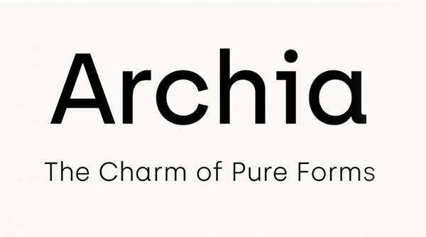 archia_minimalist_font