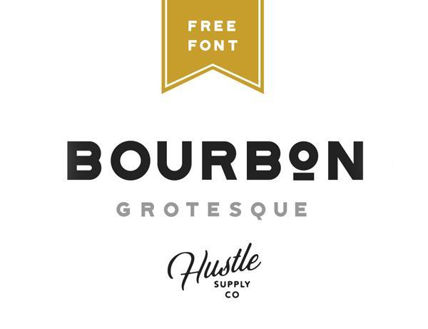 bourbon_grotesque_minimalist_font
