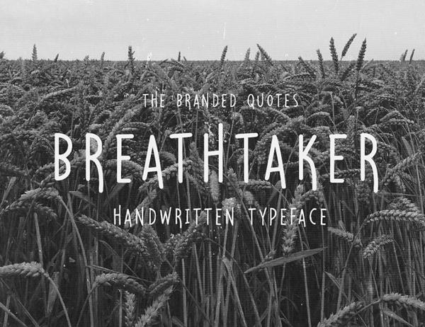 breathtaker_handwritten