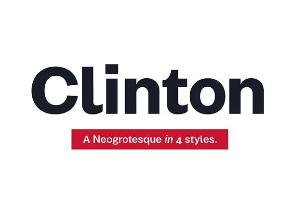 clinton_font