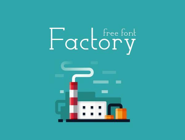 factory_ljds_minimalist_font