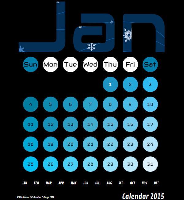 html_calendar_2015_year