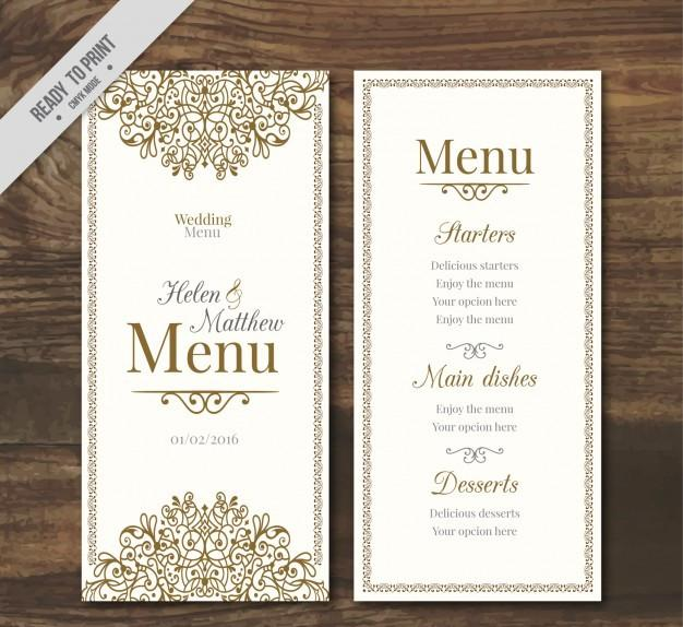 hand_drawn_ornamental_wedding_menu