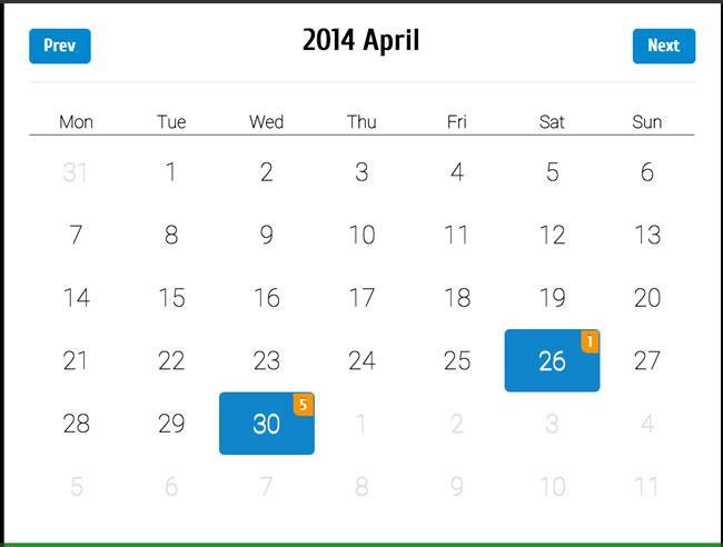 responsive_calendar_html5_jquery