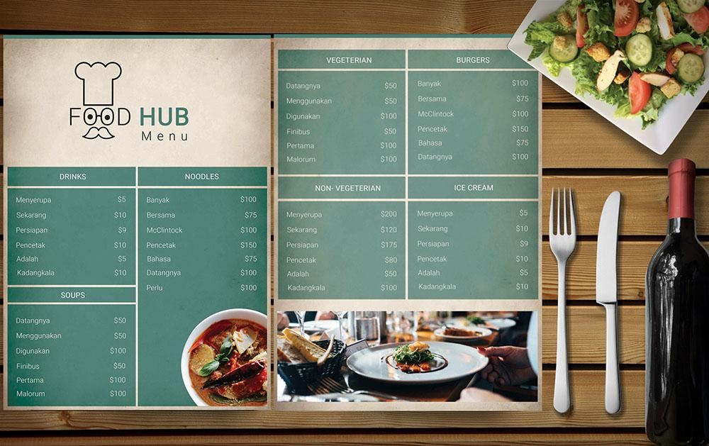 foodhub_restaurant_menu_psd
