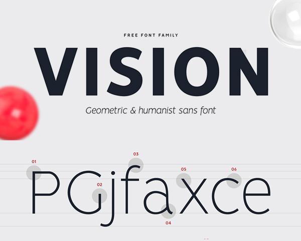 vision_font