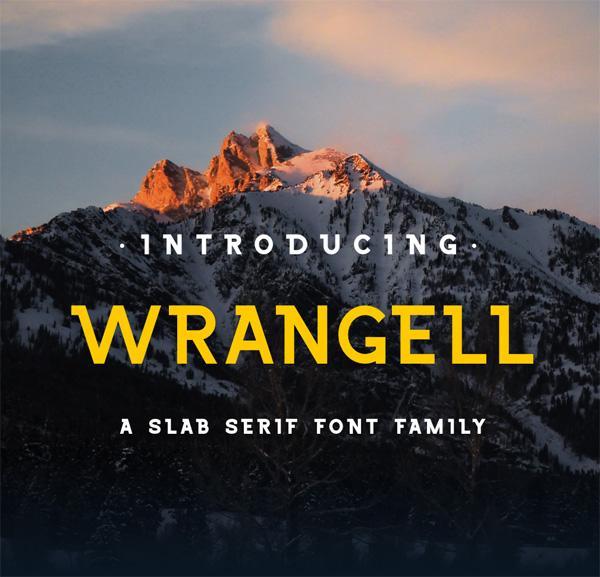 wrangell_font