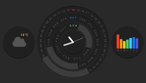 circular_calendar_display