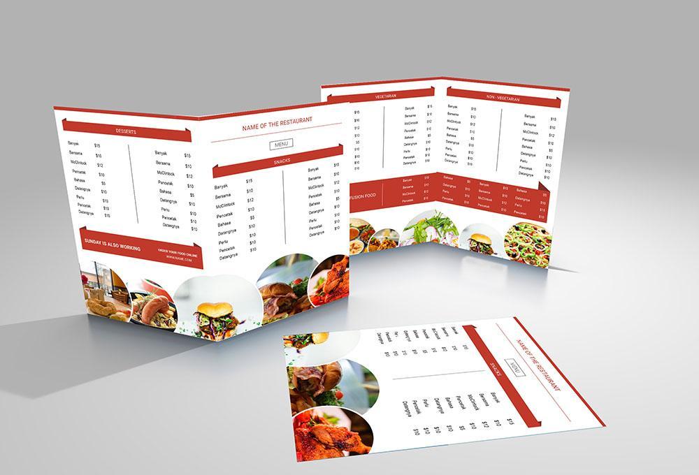 fast_food_restaurant_menutemplate
