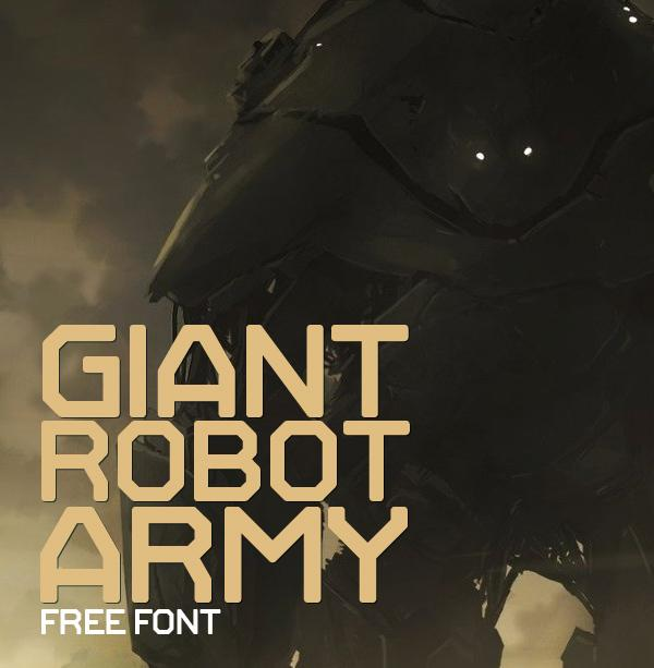 giant_robot_army_hipster_font
