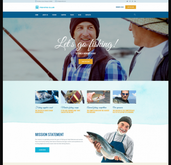 fishing_and_hunting_community_theme
