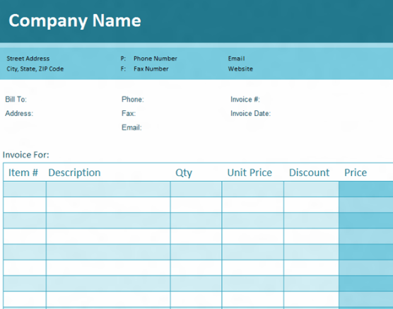 simple_product_sales_invoice