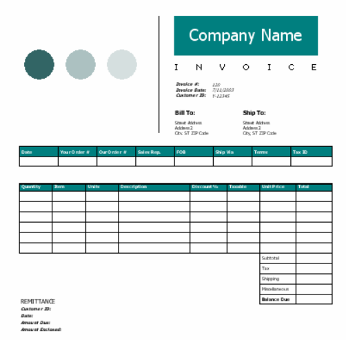 dots_sales_invoice_design