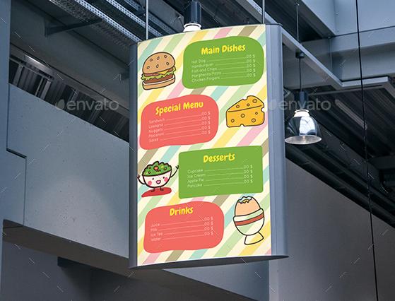 kids_restaurant_menu_template