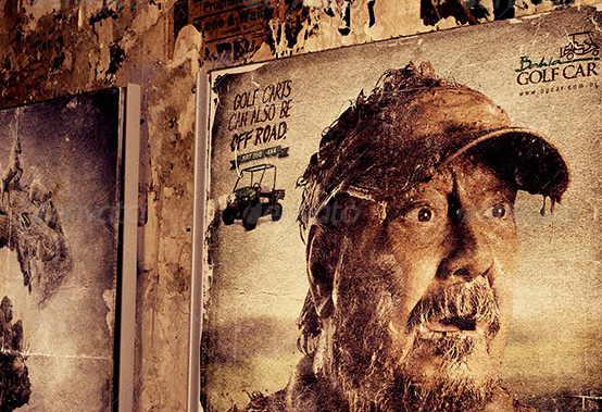 distressed_posters_on_wall_mockup