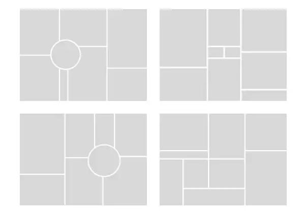 15 nice moodboard templates design utemplates. Black Bedroom Furniture Sets. Home Design Ideas