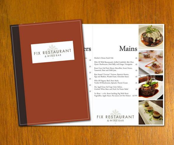 60 Awesome Restaurant Menu Templates Design Utemplates