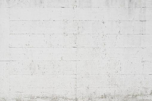 white_painted_concrete_wall