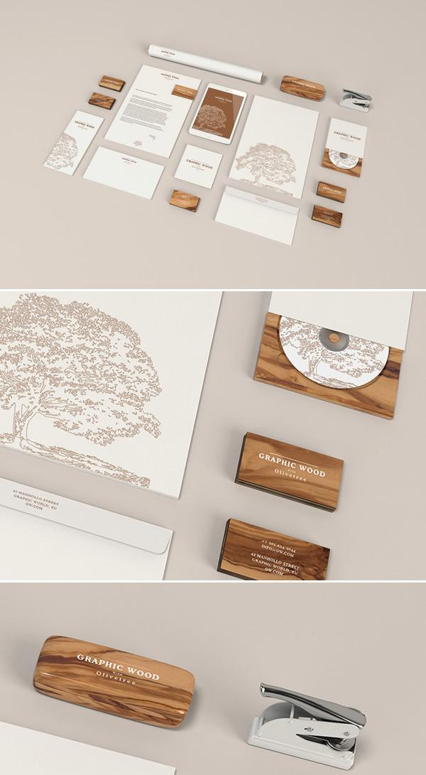 free_stationery_mockup_wood_edition