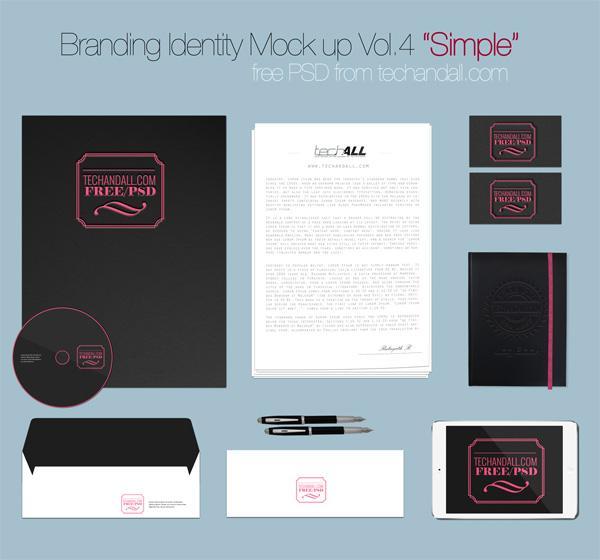 branding_identity_mockup_vol_4_simple