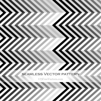 black_and_white_chevron_pattern_vector