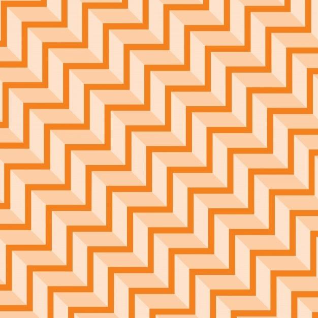abstract_orange_geometric_pattern