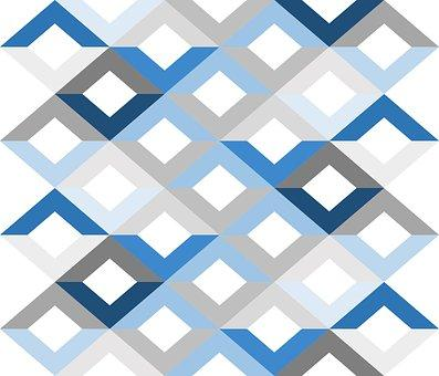 geometric_chevrons_angles_blue