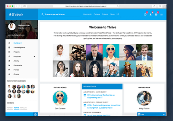 thrive_intranet_community_theme