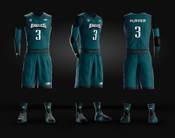 A realistic Basketball uniform which you can use to Bring your Uniform  Concepts to life. This mockup is beautiful 542245a10