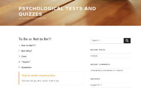 psychological_tests_quizzes_plugin