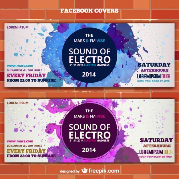 mockup_electro_music_banner_ticket_invitation