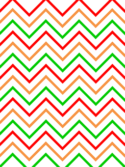 pattern_red_orange_green_design