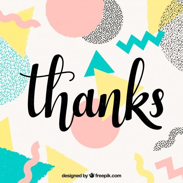 thank_you_background_with_multicolor_shapes