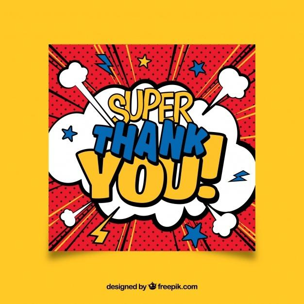 thank_you_card_comic_design